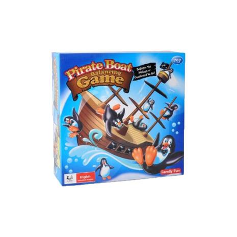 Pirate Balancing Game
