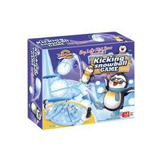 Kicking Snowball Game