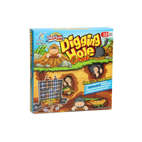 Digging Hole Game