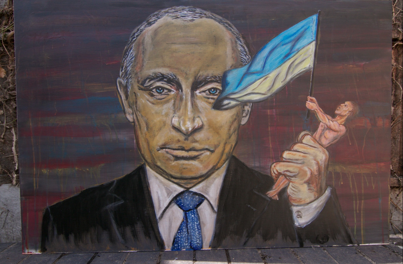 Putin - madness takes its grip