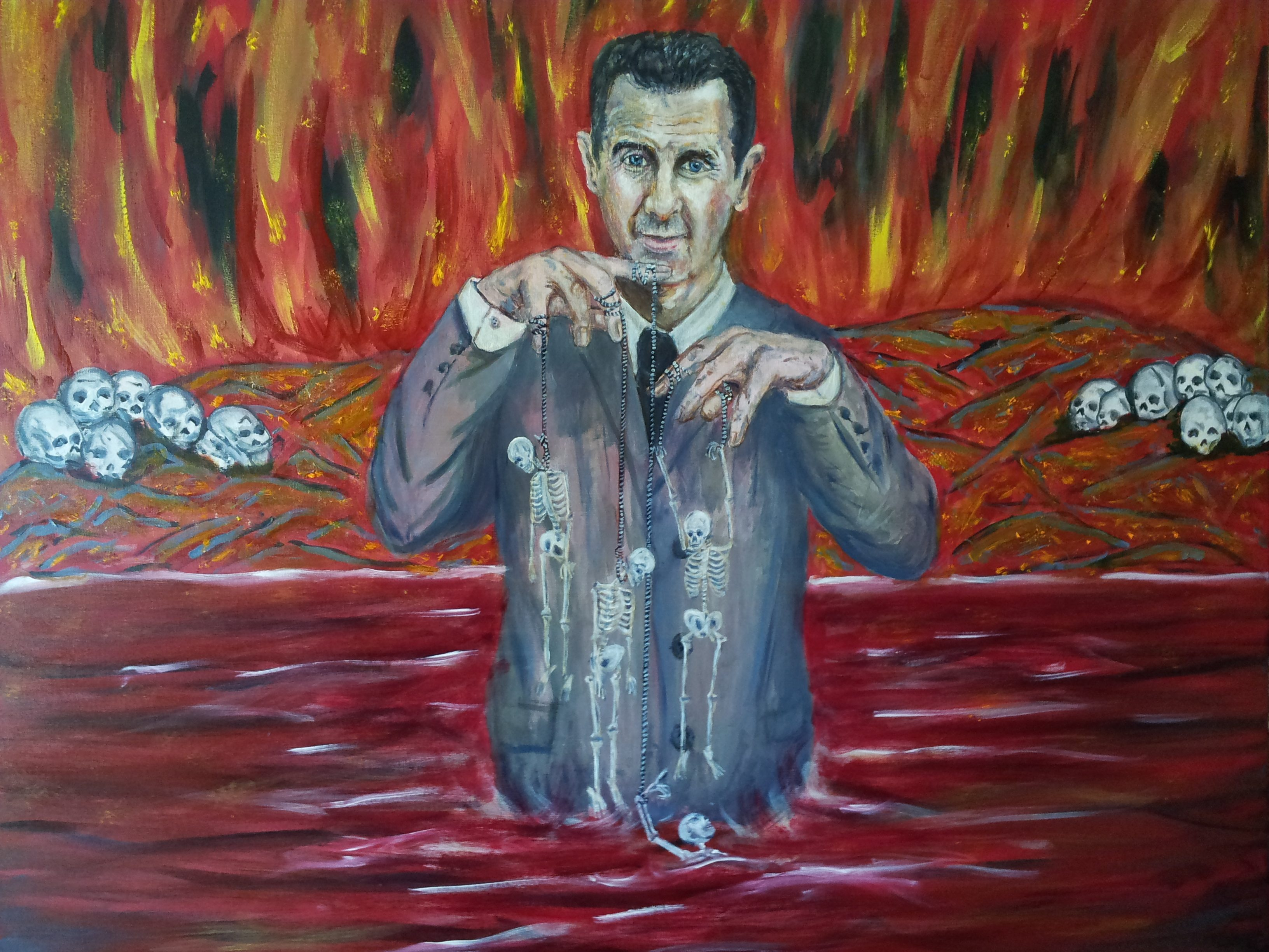 Assad Dynasty - Death's Puppeteers