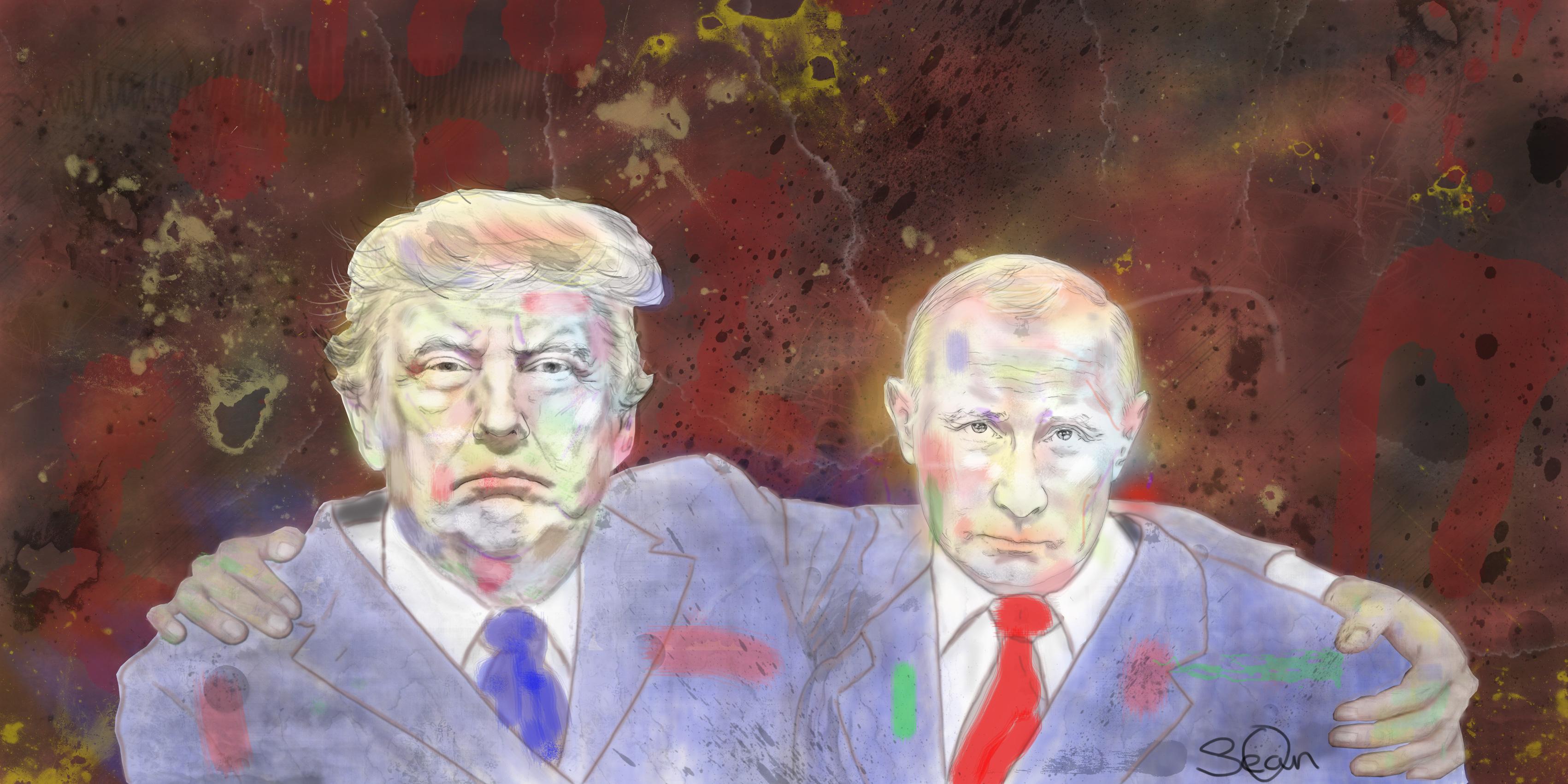 Trumpand-Putin