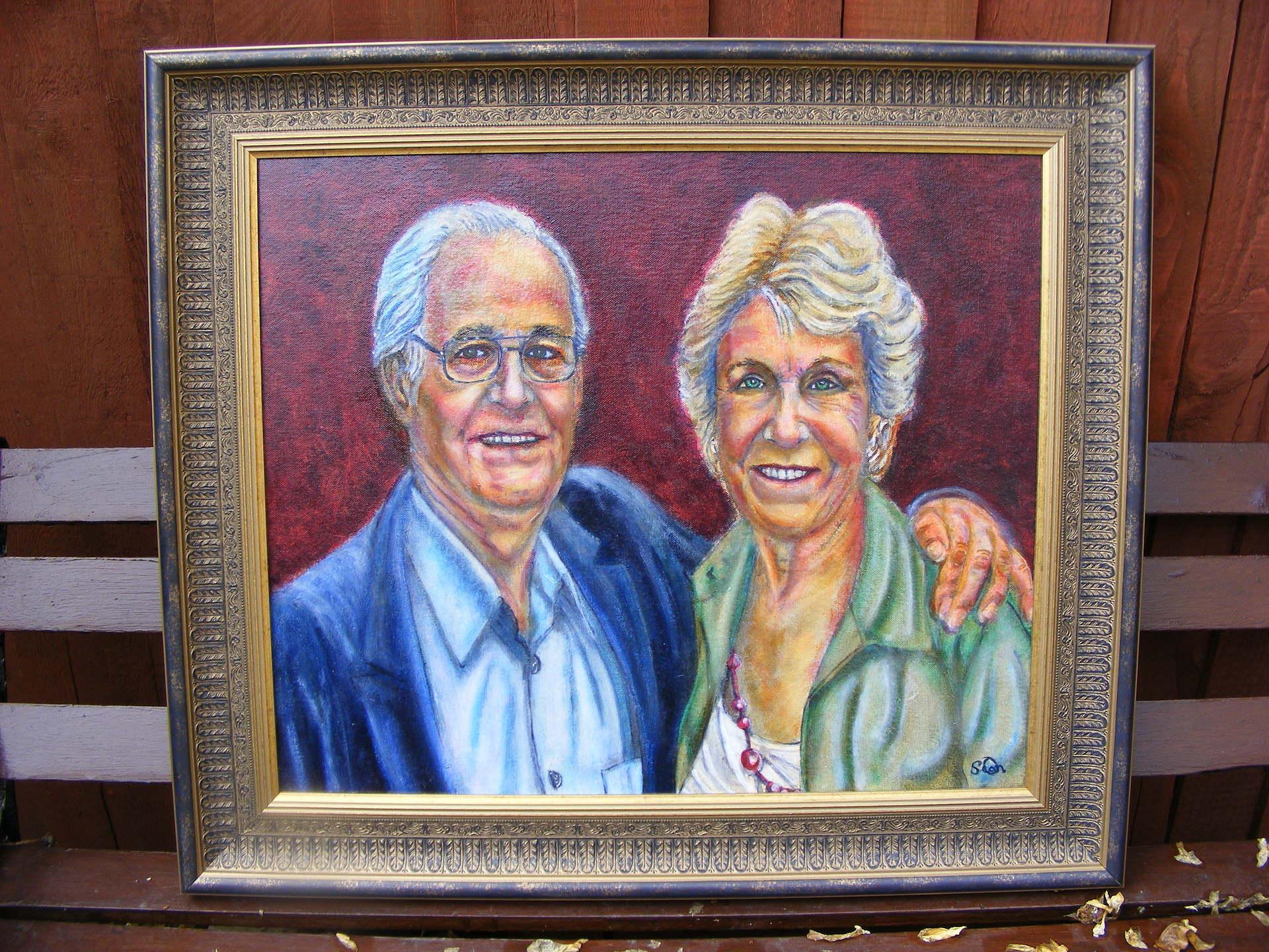 Tribute to Mum & Dad