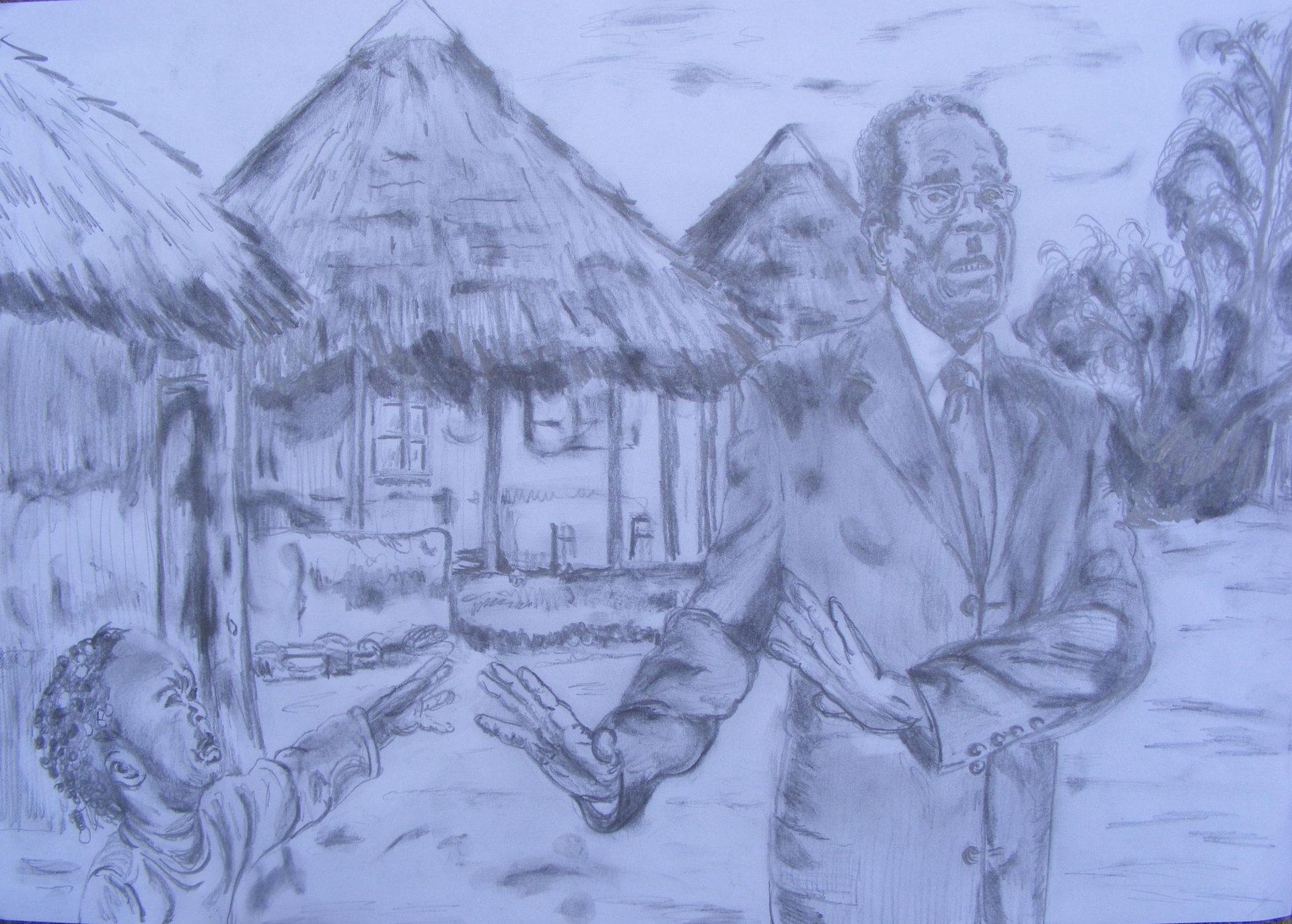 Robert Mugabe - neglect of a nation