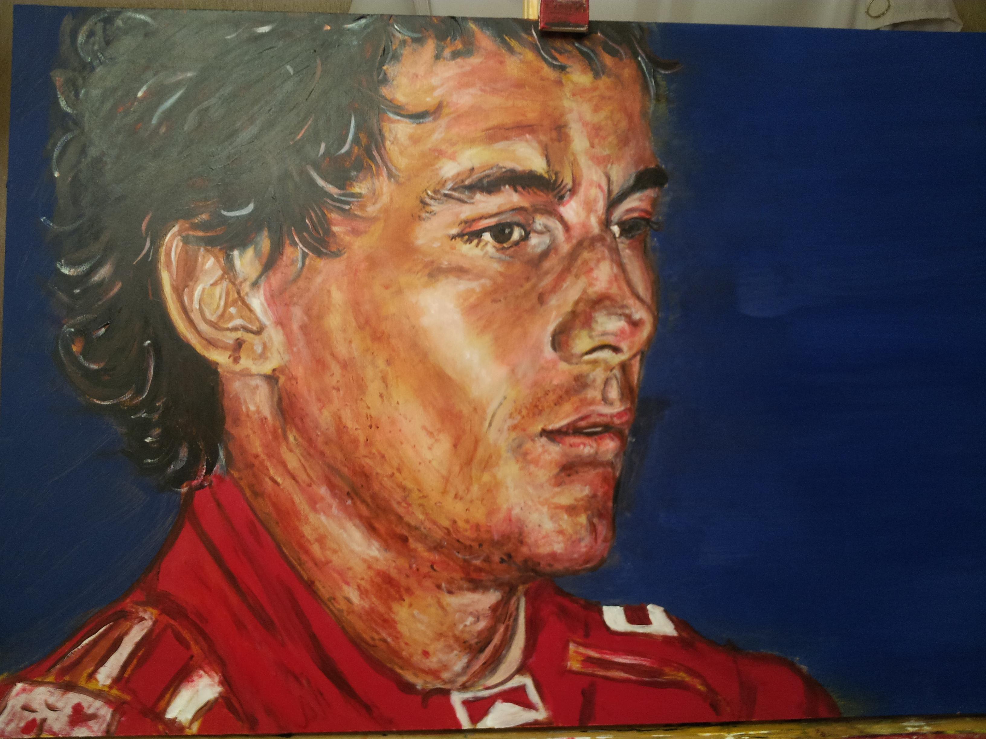 Tribute to Ayrton Senna