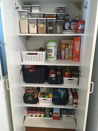 Pantry After Organization