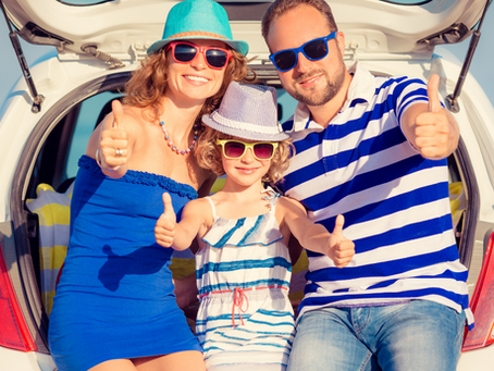 Simple Travel Tips for Busy Families
