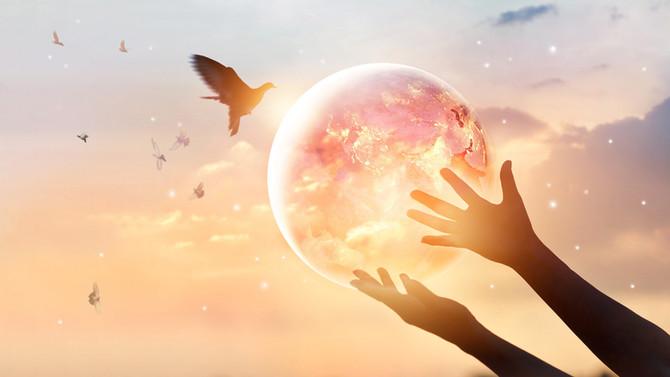 Méditation mondiale - 1er janvier 2020 Unissons-nous pour la Terre