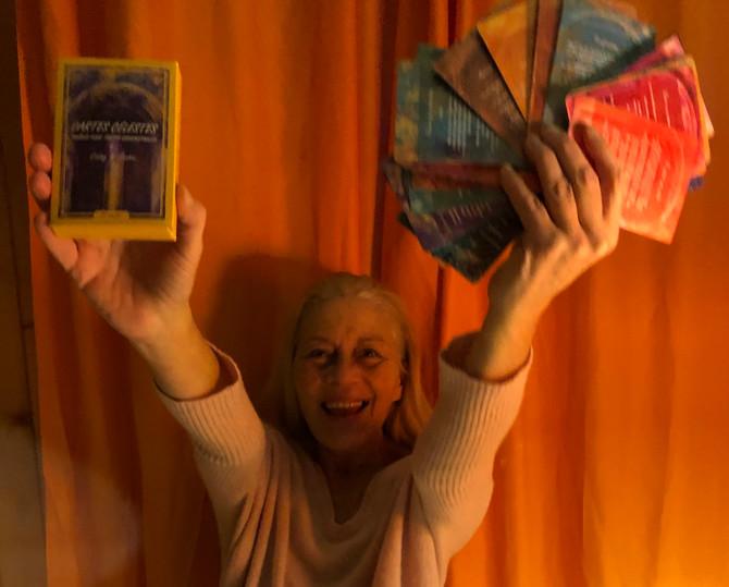 Les cartes célestes vibratoires sont arrivées !