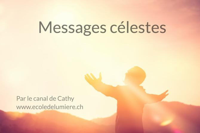 Réunion TDA du 20 juin 2020 - message céleste