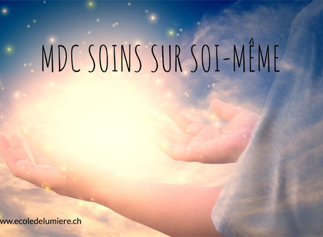 """Nouveau programme """"MDC Soins sur Soi-même"""" - 2 -"""