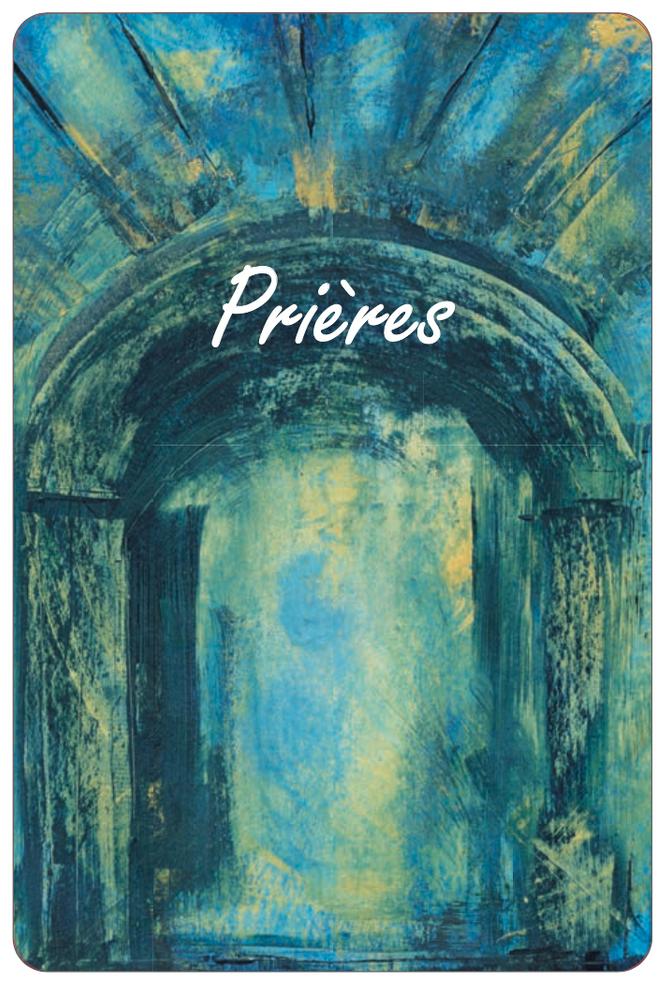 Cartes célestes vibratoires - Prières
