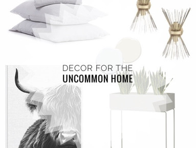 Decor For The Uncommon Home
