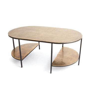 Double Half Moon Coffee Table