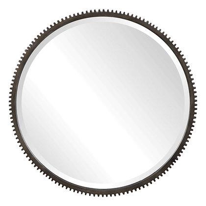 Bronze Crank Mirror