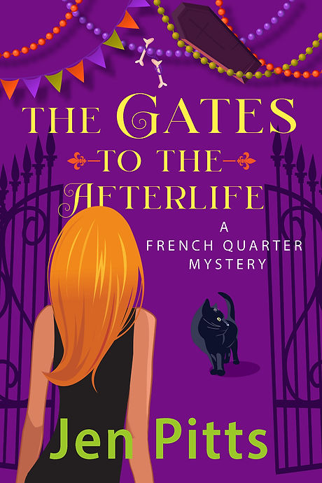 The Gates to The Afterlife Ebook Cover.j