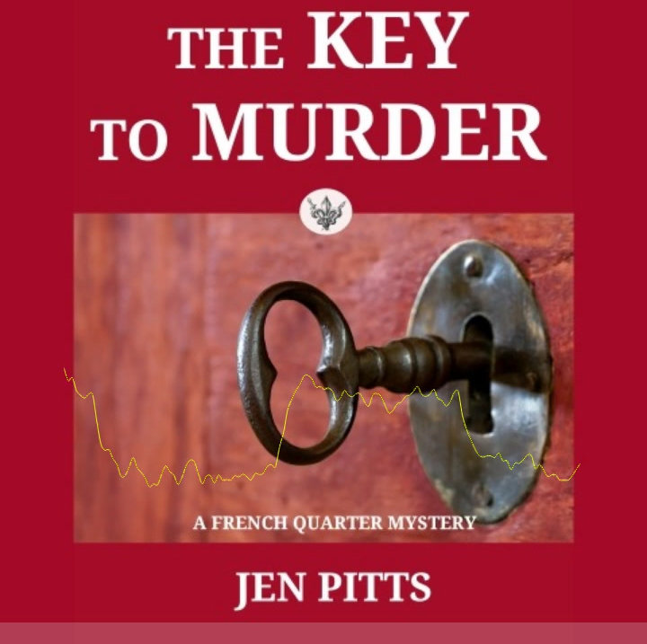 Audio Sample for The Key to Murder Audiobook