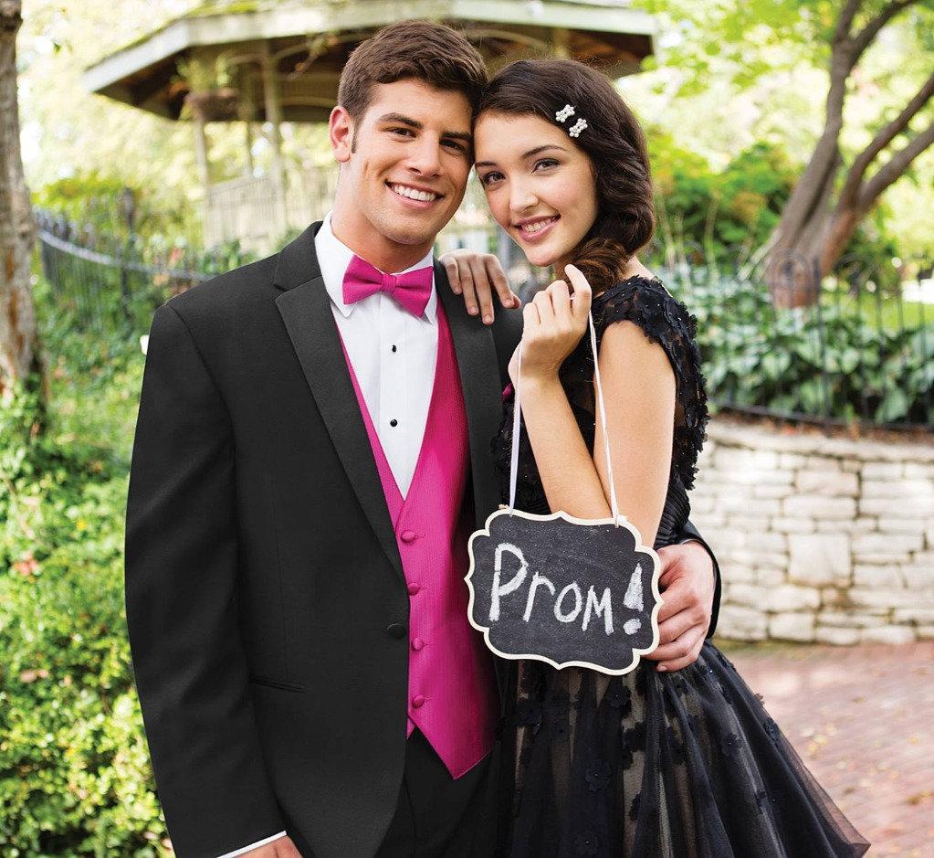 Prom Tux Consult & Sizing