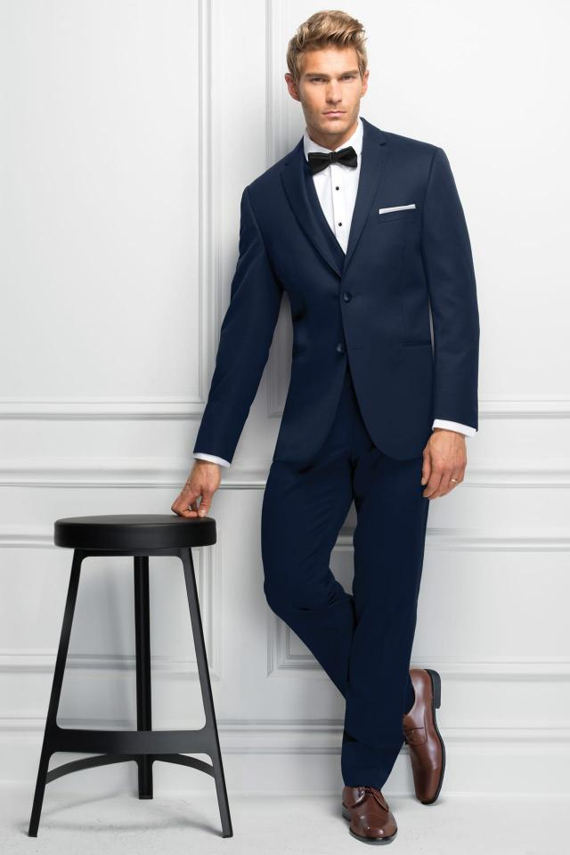 Ultra Slim Navy Sterling JFW-371