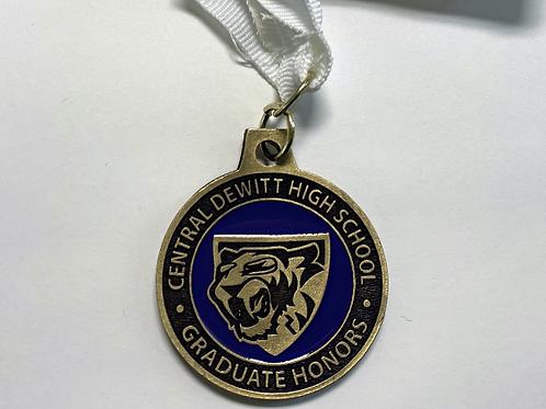 Central DeWitt Graduate Honors Medal
