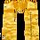 Thumbnail: Gold Silkscreened Stoles