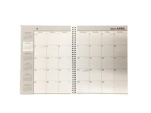 3 Year Calendar (2020-2023)