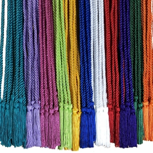 Honor Cord (Name Your Color)