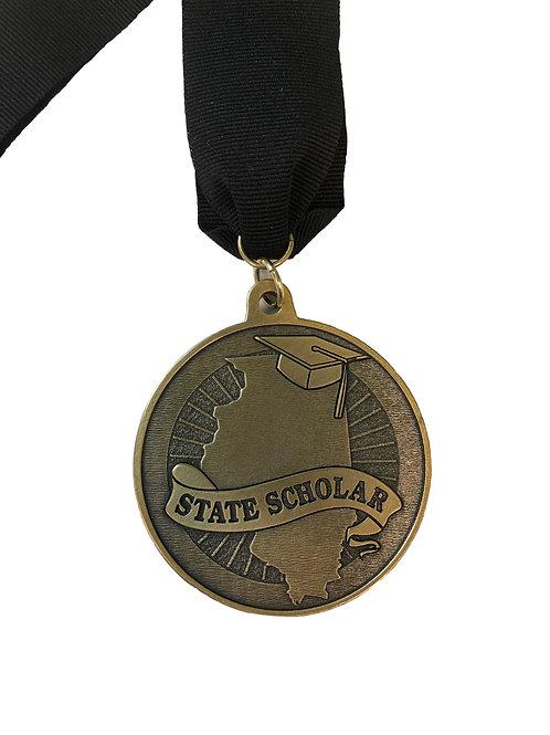 IL State Scholar Medallion