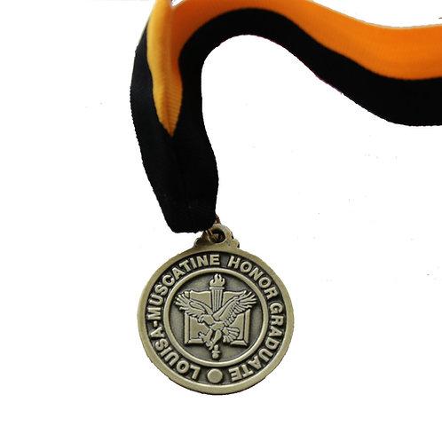 Louisa-Muscatine Honor Graduate Medal