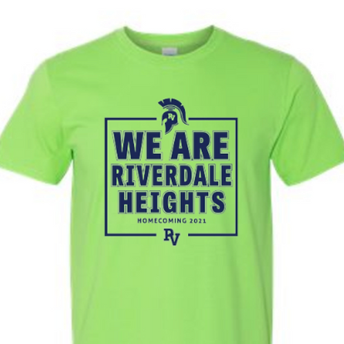 Riverdale Heights T-shirt (2021 Homecoming Design)