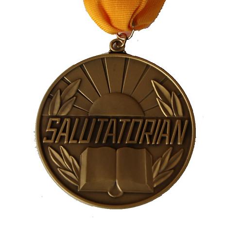 Salutatorian Medallion (HJ 16783)