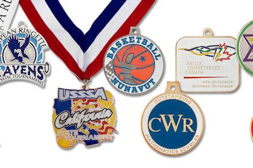 CUSTOM School Medallion