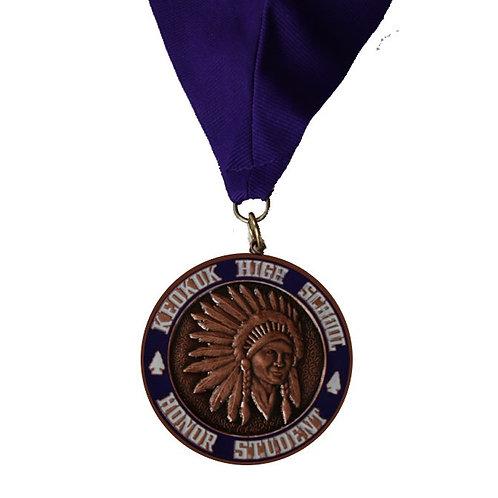 Keokuk HS Honor Student Medal