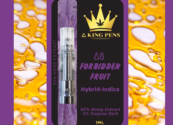 ∆8THC Forbidden Fruit