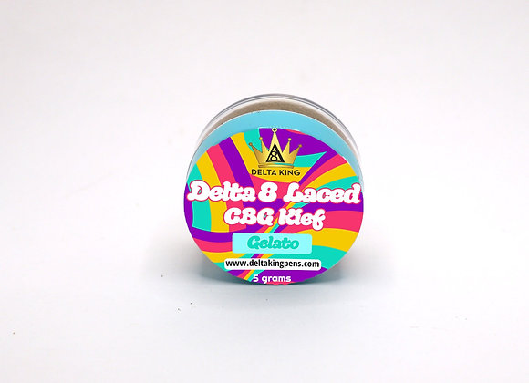Delta 8 Kief