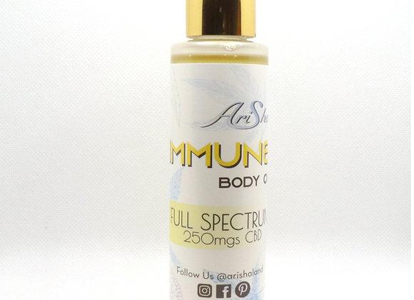 Immune Body Oil (120 ml, 250 mg CBD)