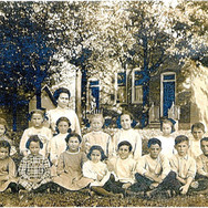Saddle Lake School, circa 1904