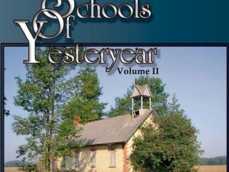 The County Schools of Bingham, Paris & Sheridan Townships