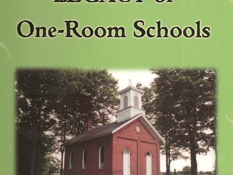 Legacy of One-Room Schools