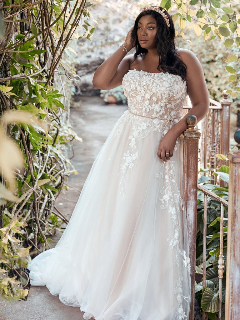 Zareen by Maggie Sottero