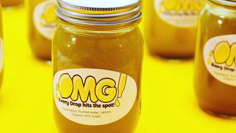 OMG Mint Lemonade Bundle of 2(16oz)