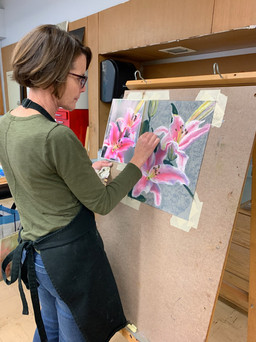 Teaching at Clarkstown Community Learning Center, October 2019