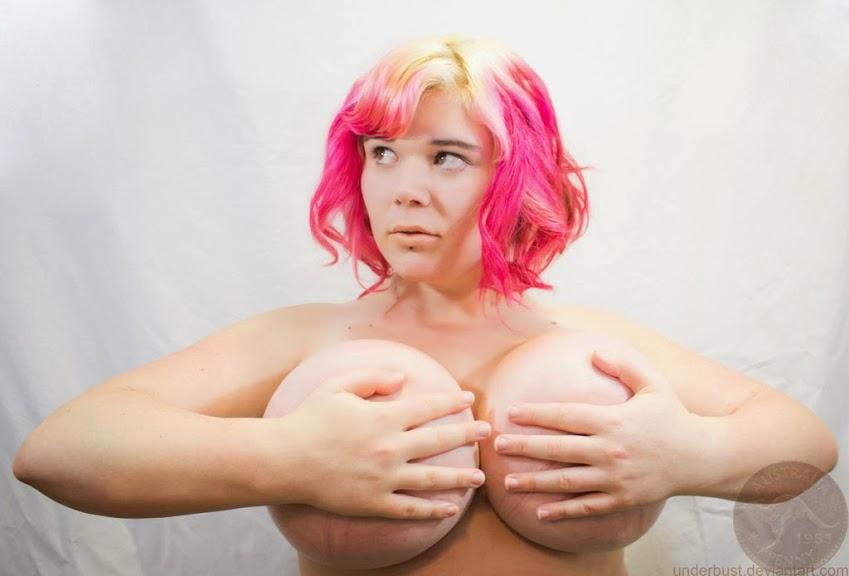 penny underbust nude