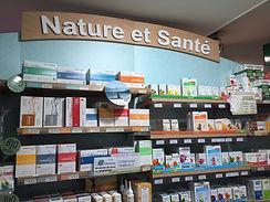 Rayon Nature & santé