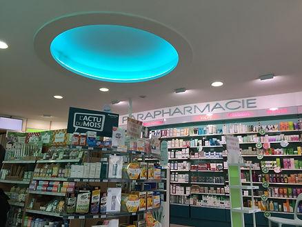 Rayon parapharmacie