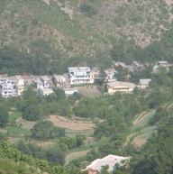 Village Garampani below.