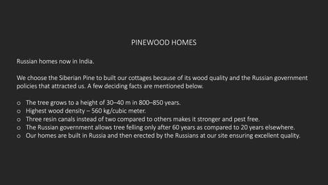 Pinewood Cottage