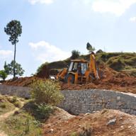 Road construction 2.