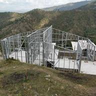 2nd Floor structures.