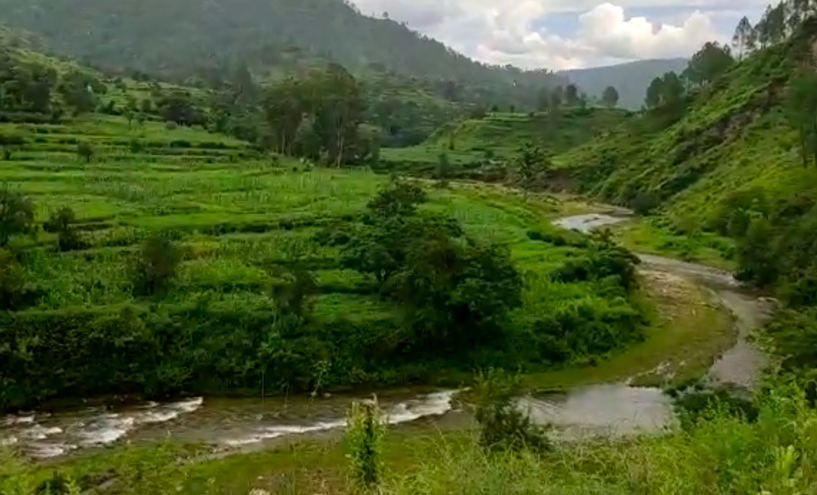 Perinnial river